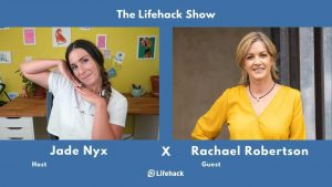 Small Hacks To Change Your Life with Rachael Robertson