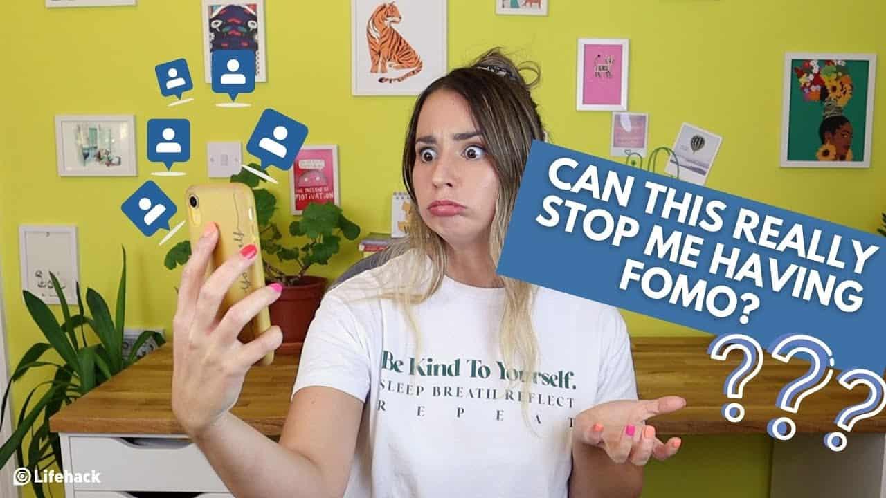 How I Choose JOMO in a World Full of FOMO